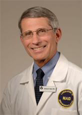 Anthony S Fauci MD