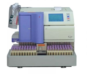 The Tosoh G7 HPLC analyzer